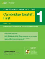 Omslag - Exam Essentials: Cambridge First Practice Test 1 with Key