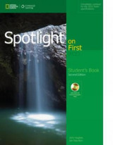 Omslag - Spotlight on First: Student's Book