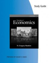 Study Guide for Mankiw's Principles of Economics, 7th av N. Gregory Mankiw (Heftet)