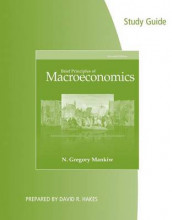 Study Guide for Mankiw's Brief Principles of Macroeconomics, 7th av N. Gregory Mankiw (Heftet)