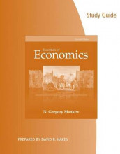 Study Guide for Mankiw's Essentials of Economics, 7th av N. Gregory Mankiw (Heftet)
