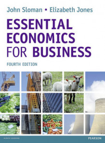 Essential economics for business av Elizabeth Jones (Heftet)
