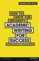 How to Write for University av Kathleen McMillan og Jonathan Weyers (Heftet)
