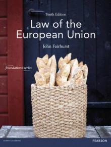Law of the European Union av John Fairhurst (Heftet)