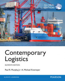 Contemporary Logistics: Global Edition av Paul R. Murphy og Donald Wood (Heftet)