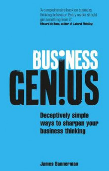 Business Genius av James Bannerman (Heftet)