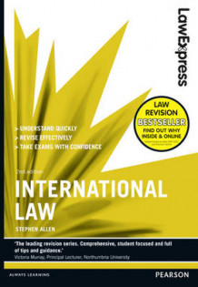 Law Express: International Law av Stephen Allen (Heftet)