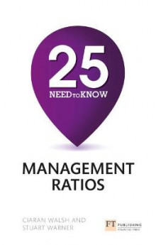 25 Need-to-Know Management Ratios av Stuart Warner og Ciaran Walsh (Heftet)