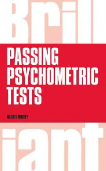 Brilliant Passing Psychometric Tests av Rachel Mulvey (Heftet)