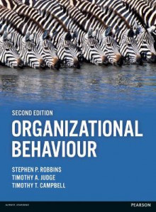 Organizational Behaviour av Stephen P. Robbins, Timothy Campbell og Timothy A. Judge (Heftet)