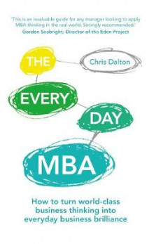 The Every Day MBA av Chris Dalton (Heftet)