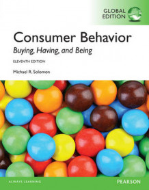 Consumer Behavior, Global Edition av Michael R. Solomon (Heftet)