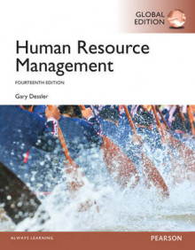 Human Resource Management, Global Edition av Gary Dessler (Heftet)