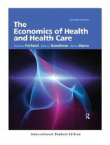 Omslag - The Economics of Health and Health Care