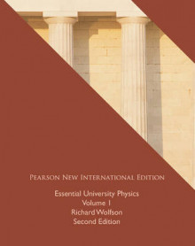 Essential University Physics: Volume 1 av Richard Wolfson (Heftet)