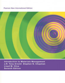 Introduction to Materials Management av J. R.Tony Arnold, Stephen N. Chapman og Lloyd M. Clive (Heftet)