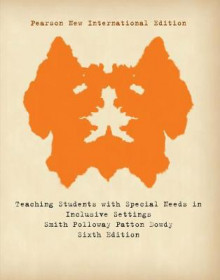 Teaching Students with Special Needs in Inclusive Settings: Pearson New International Edition av Tom E. C. Smith, Edward A. Polloway, James R. Patton og Carol A. Dowdy (Heftet)