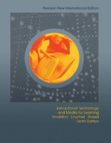 Instructional Technology and Media for Learning av Sharon E. Smaldino, Deborah L. Lowther og James D. Russell (Heftet)