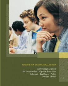 Exceptional Learners: Pearson New International Edition av Daniel P. Hallahan, James M. Kauffman og Paige C. Pullen (Heftet)