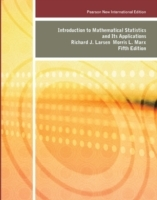 Introduction to Mathematical Statistics and Its Applications: Pearson New International Edition av Richard J. Larsen og Morris L. Marx (Heftet)