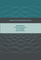Management: Pearson New International Edition av Annie McKee (Heftet)