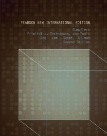 Compilers: pearson new international edition - principles, techniques, and av Jeffrey D. Ullman (Heftet)