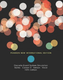Discrete-Event System Simulation: Pearson New International Edition av Jerry Banks, Carson, Barry L. Nelson og David M. Nicol (Heftet)