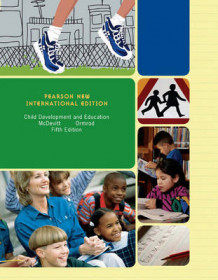Child Development and Education av Teresa M. McDevitt og Jeanne Ellis Ormrod (Heftet)
