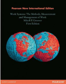 Work Systems: Pearson New International Edition av Mikell P. Groover (Heftet)