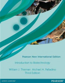 Introduction to Biotechnology: Pearson New International Edition av William J. Thieman og Michael A. Palladino (Heftet)