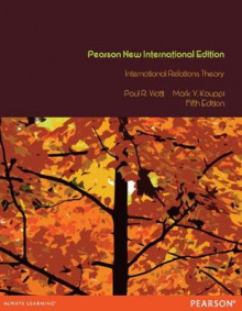 International Relations Theory av Paul R. Viotti og Mark V. Kauppi (Heftet)