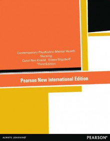 Contemporary Psychiatric-Mental Health Nursing: Pearson New International Edition av Carol Ren Kneisl og Eileen Trigoboff (Heftet)