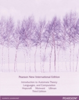 Introduction to Automata Theory, Languages, and Computation av John E. Hopcroft, Rajeev Motwani og Jeffrey D. Ullman (Heftet)