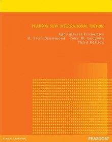 Agricultural Economics: Pearson New International Edition av H. Evan Drummond og John W. Goodwin (Heftet)