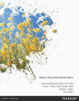 Omslag - Exploring Microsoft Office 2010 Brief: Pearson New International Edition