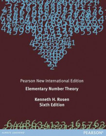 Elementary Number Theory: Pearson New International Edition av Kenneth H. Rosen (Heftet)