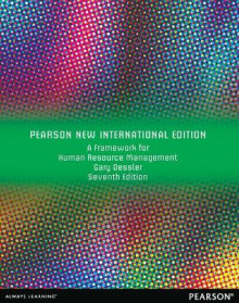 A Framework for Human Resource Management: Pearson New International Edition av Gary Dessler (Heftet)
