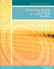 Finite Mathematics and Calculus with Applications: Pearson New International Edition av Margaret Lial, Raymond N. Greenwell og Nathan P. Ritchey (Heftet)