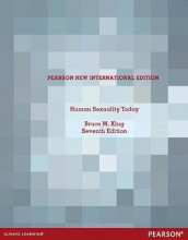Human Sexuality Today: Pearson New International Edition av Bruce M. King (Heftet)