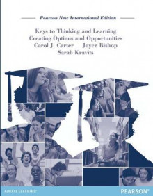 Keys to Thinking and Learning av Carol J. Carter, Joyce Bishop og Sarah Lyman Kravits (Heftet)