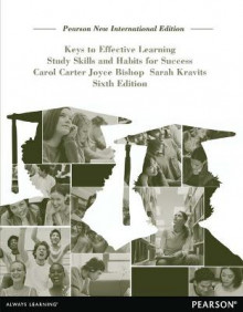 Keys to Effective Learning av Carol J. Carter, Joyce Bishop og Sarah Lyman Kravits (Heftet)