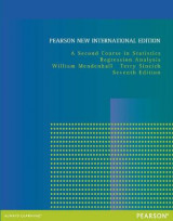Omslag - A Second Course in Statistics: Pearson New International Edition
