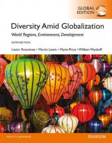 Diversity Amid Globalization: World Religions, Environment, Development, Global Edition av Lester Rowntree, Martin Lewis, Marie Price og William Wyckoff (Heftet)