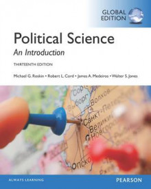 Political Science: An Introduction, Global Edition av Michael G. Roskin, Robert L. Cord, James A. Medeiros og Walter S. Jones (Heftet)