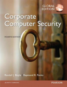 Corporate Computer Security, Global Edition av Randall J. Boyle og Raymond R. Panko (Heftet)