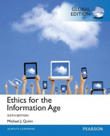 Ethics for the Information Age, Global Edition av Michael J. Quinn (Heftet)