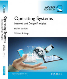 Operating Systems: Internals and Design Principles, Global Edition av William Stallings (Blandet mediaprodukt)