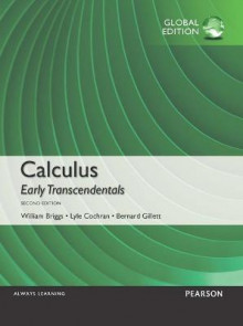 Calculus Early Transcendentals av Bill Briggs, William L. Briggs, Lyle Cochran og Bernard Gillett (Heftet)