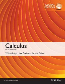 Calculus av Bill Briggs, William L. Briggs og Lyle Cochran (Heftet)