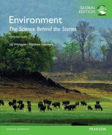 Environment: The Science behind the Stories, Global Edition av Jay H. Withgott og Matthew Laposata (Heftet)